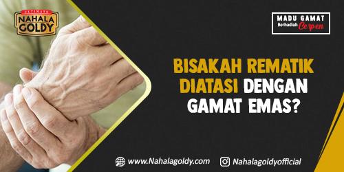 You are currently viewing Bisakah Rematik Diatasi dengan Gamat Emas?