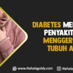 Diabetes Memancing Penyakit Lain Menggerogoti Tubuh Anda
