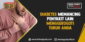 Read more about the article Diabetes Memancing Penyakit Lain Menggerogoti Tubuh Anda