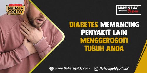 You are currently viewing Diabetes Memancing Penyakit Lain Menggerogoti Tubuh Anda
