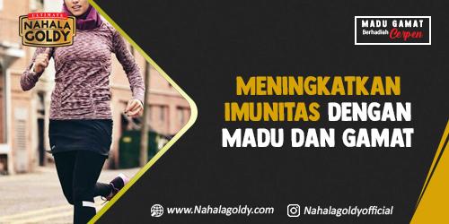 You are currently viewing Meningkatkan Imunitas dengan Madu dan Gamat