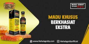 Read more about the article Madu Khusus Berkhasiat Ekstra