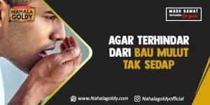 Read more about the article Agar Terhindar dari Bau Mulut Tak Sedap