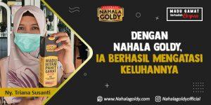 Read more about the article Dengan Nahala Goldy, Ia Berhasil Mengatasi Keluhannya