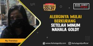 Read more about the article Alerginya Mulai Berkurang Setelah Minum Nahala Goldy