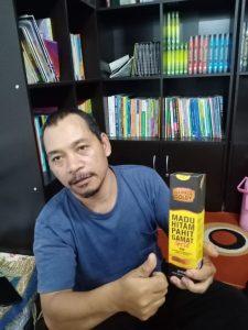 Read more about the article Sakit Magnya Teratasi  dengan Madu Gamat ini